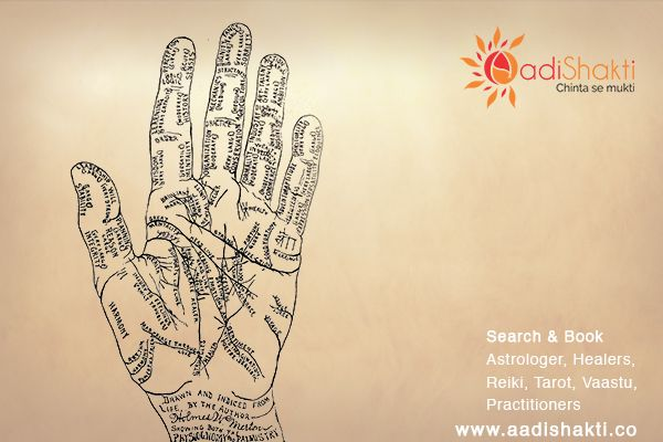 Palmistry helps to describe the individual character and personality through study of lines in hands http://www.aadishakti.co/services