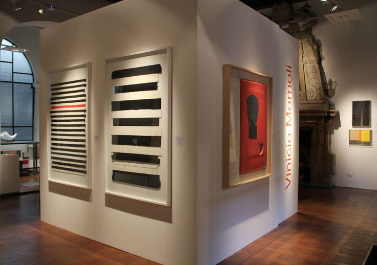 Mostra personale di Vinicio Momoli.