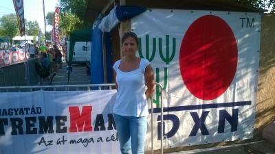 eXtremeMan versenyen Nagyatádon a DXN az egyik szponzor