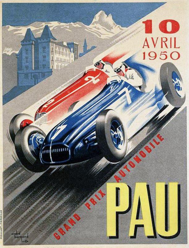 794 best grand prix automobile de pau images on pinterest for Garage mercedes pau