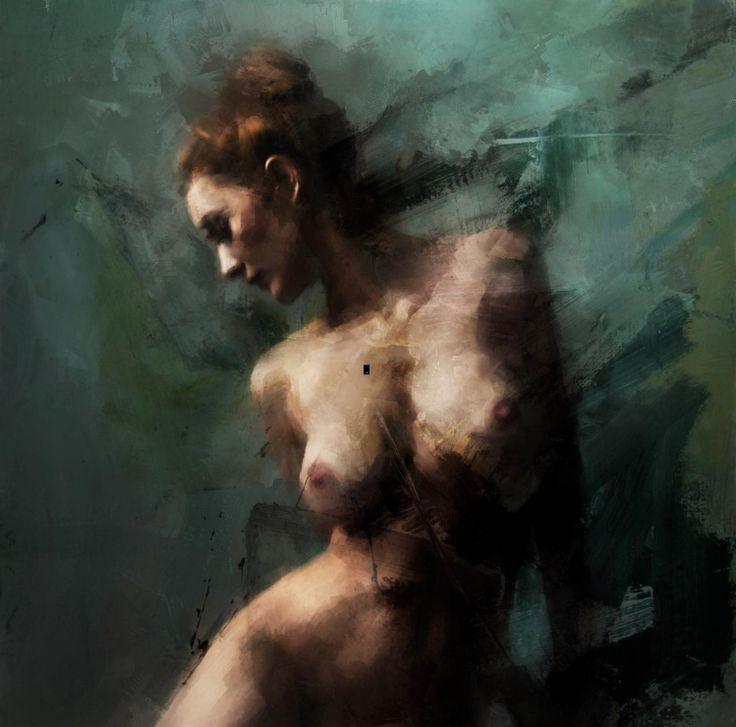Marius Markowski | Swiss Digital painter |