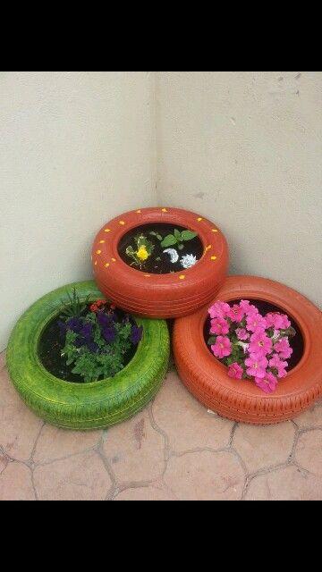 Idea para tu jardin.!!