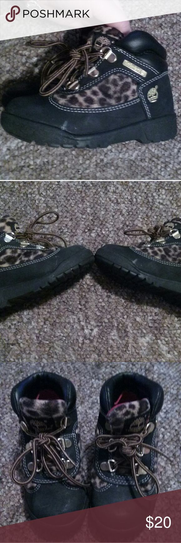 Toddler Timberland boots In great condition Timberland Shoes Boots