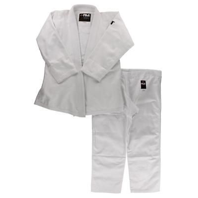 Robes 179773: Fuji 8975 Mens White Gi W Pants Textured Embroidered Martial Arts Outfit A1 Bhfo -> BUY IT NOW ONLY: $68.99 on eBay!