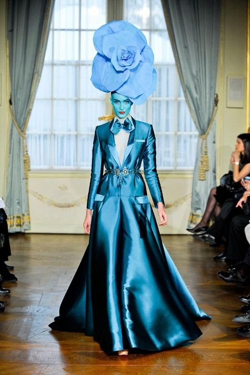 Hats – Haute Couture, Royal Ascot Fever 2012: Haute Mabil, Spring Couture, Couture Runway, 2012 Couture, Couture Collection, Spring 2012, Alexis Mabille, Haute Couture, Mabil Spring