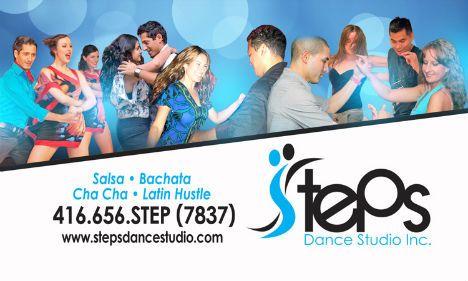 Steps Dance Studio (new location)