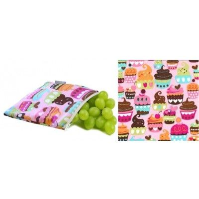 Itzy Ritzy Snack Happened Snack Bag I $11.99