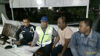 Patroli Malam Polsek Kraton Ke Titik-Titik Rawan Laka Dan Tindak kriminal