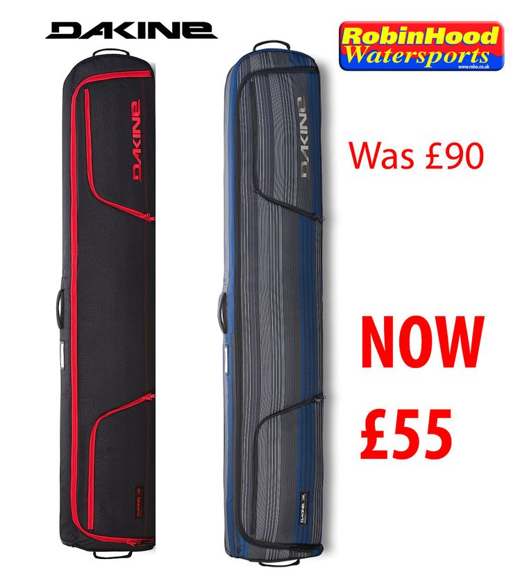 New dakine low #roller padded #wheelie #snowboard bag 157, 165cm rrp £90 uk sell,  View more on the LINK: http://www.zeppy.io/product/gb/2/322281694574/