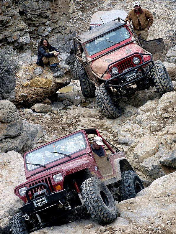 Las Cruces, New Mexico Off-roading is so big in Las Cruces, NM, that there's a club, the Las Cruces Four Wheel Drive Club. We recommend attending the Annual Chile Challenge Off-Road Trail Event that is usually scheduled during the last week in February. Although there isn't a competition, participants follow an experienced trial leader to complete a challenging run over significant obstacles.