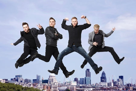 Westlife, Would You Marry Your Fans