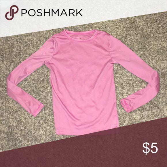 Cuddleduds light pink size M Light weight long sleeve undershirt. Great used condition. CUDDLEDUDS Shirts & Tops