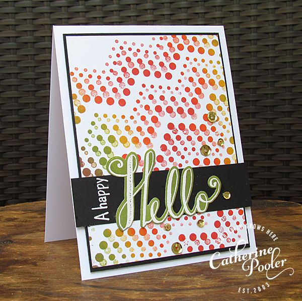1010 best making cards 20 images on pinterest cardmaking making world card making day giving back with hello world m4hsunfo