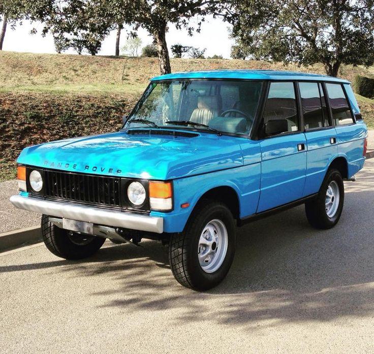 1516 Best RANGE ROVER Mk1 (1970-1996) Images On Pinterest