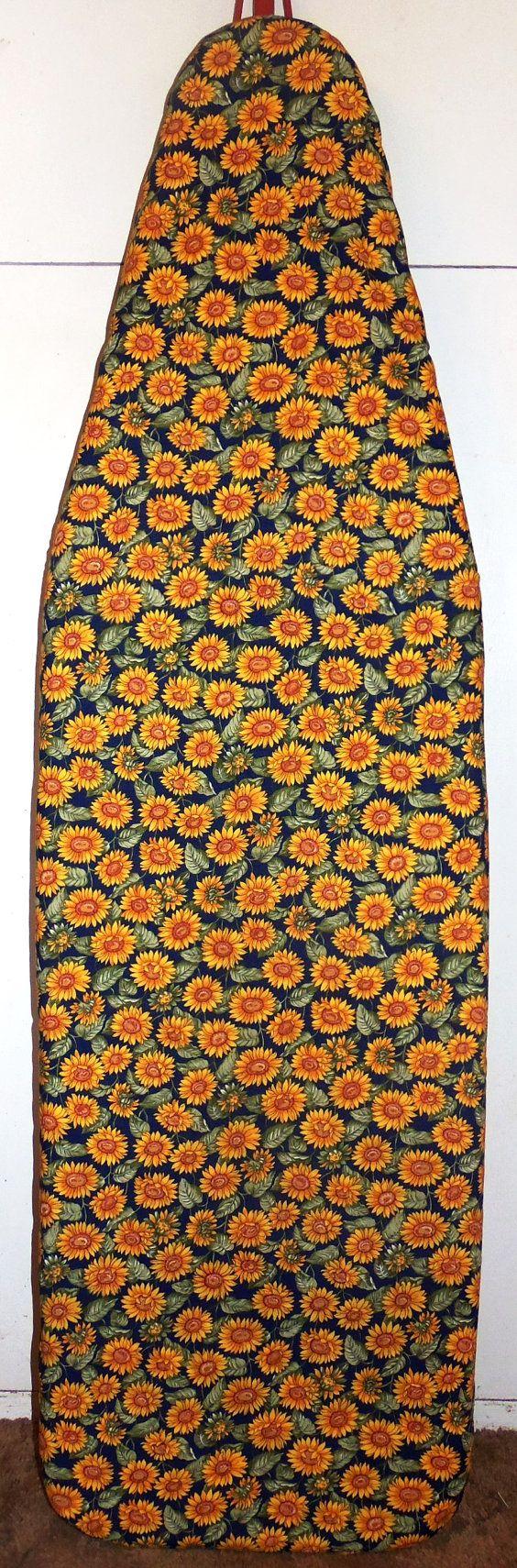 Sunny flowers - Farmhouse Ironing board