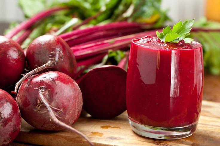 Une fois de plus, découvrez l'Orange-Betterave, une excellente recette pour faire votre jus de fruit frais avec un extracteur de jus. Sain et délicieux !
