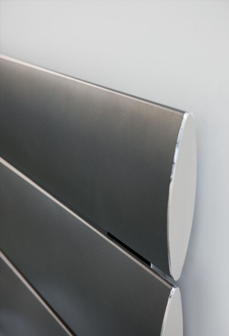 Detail of Othello Plate radiator #home #radiator #design #aluminum #interiordesign
