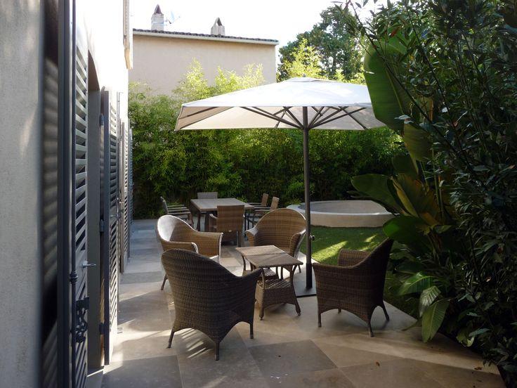 Villa Helianthe - Breakfast - terrace - saint tropez