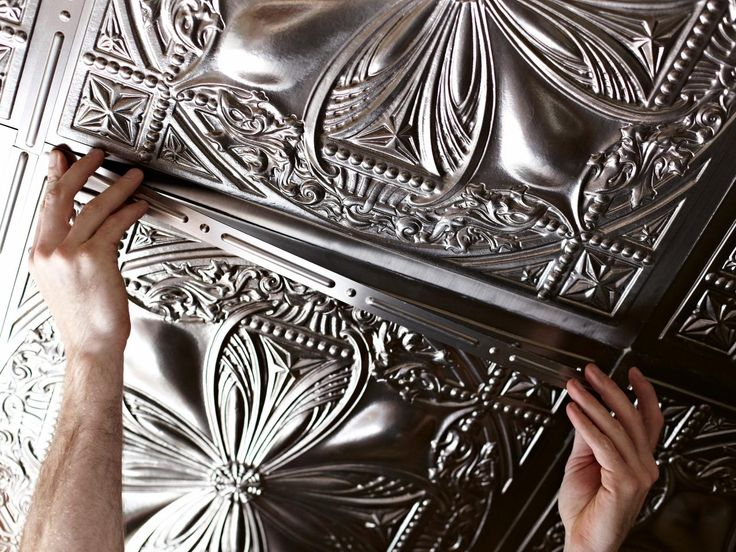 best 25 tin ceiling tiles ideas on pinterest tin ceilings metal ceiling tiles and tin tiles