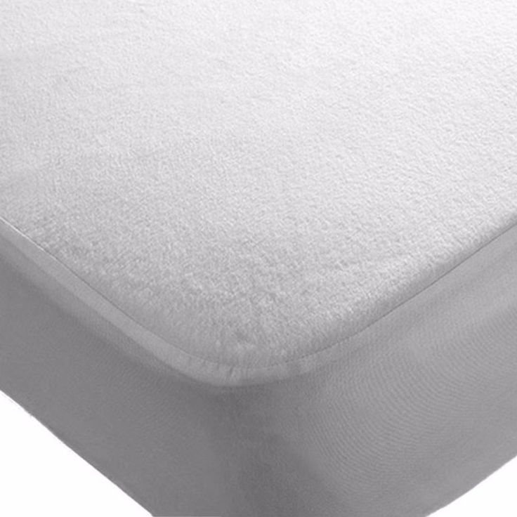 Cot Bed 140 x 70 cm Waterproof Mattress Protector Fitted Sheet  | eBay