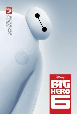 Big Hero 6 - 6 Süper Kahraman (2014) filmini 1080p kalitede full hd türkçe ve ingilizce altyazılı izle. http://tafdi.com/titles/show/1233-big-hero-6.html