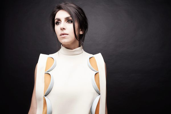 Jamala is from Ukraine....Events 2nd in the Second Semi-Final with 287 points 1st in the Grand Final with 534 points