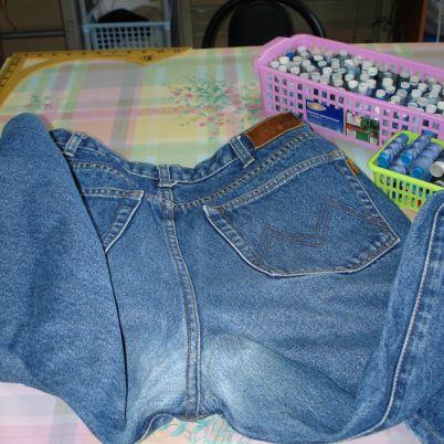 Repair your Favorite Jeans