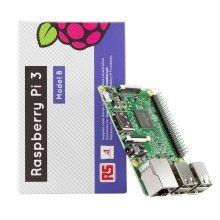 Raspberry Pi 3 Model B Ettkortsdatamaskin