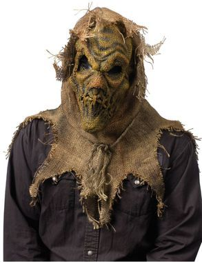 scarecrow mask natural - Halloween Scare Crow