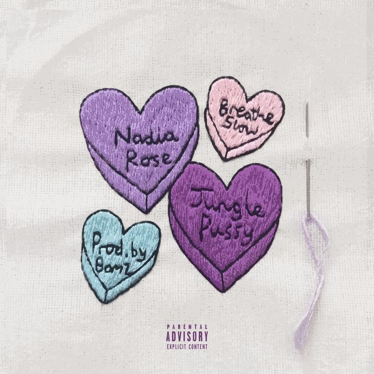 Nadia Rose Breathe Slow f. Junglepussy [New Song] With her EP Highly Flammable still making waves Nadia Rose returns just in time for valentines dropping off a new slow track titled Breathe Slow. The emerging rapper taps Junglepussy for the slow hook. Produced by Bamz both acts deliver on the track. Listen below