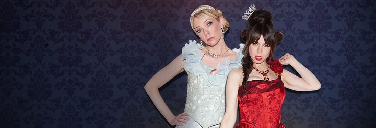 Another Period follows the lives of the obscenely rich Bellacourt family and their many servants in turn-of-the-century Rhode Island. Natasha Leggero and Riki Lindhome lead an all-star cast -- including Michael Ian Black, David Wain, Christina Hendricks, Jason Ritter and Paget Brewster -- in this historical satire about narcissistic aristocrats and the poor souls in their employ.
