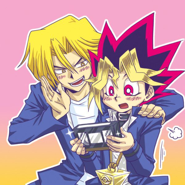 Joey and yugi gay pics