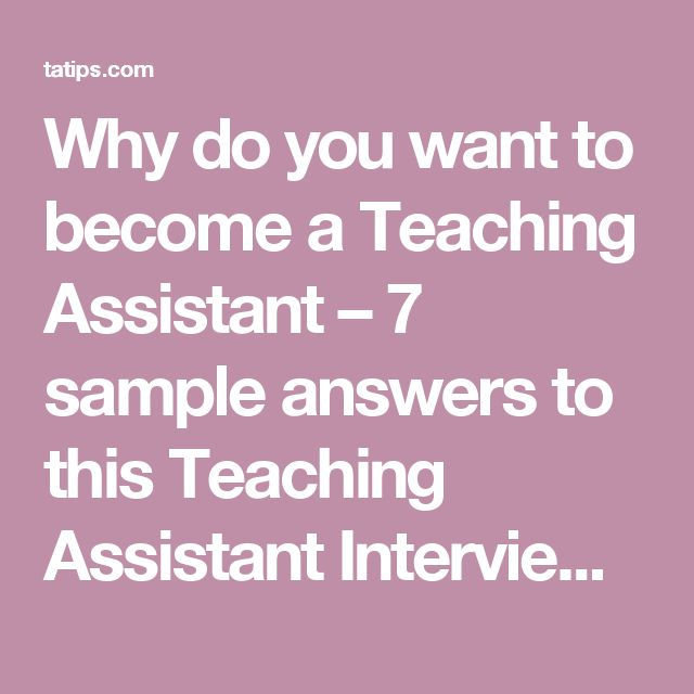 Only best 25+ ideas about Teaching Assistant Qualifications on ...