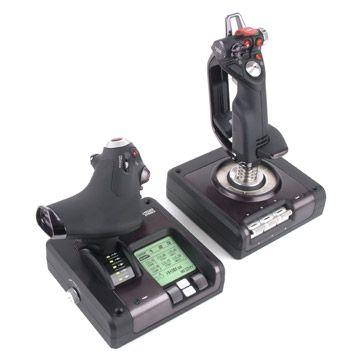 Prezzi e Sconti: G #saitek x52 pro joystick 945-000003 italia  ad Euro 208.00 in #Logitech #Hi tech ed elettrodomestici
