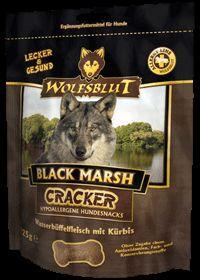 Hundefutter, Hundekekse - Cracker Black Marsh