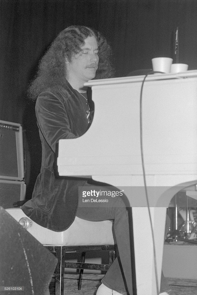 Billy Powell of Lynyrd Skynyrd, performs at The Academy of Music, in New York City.