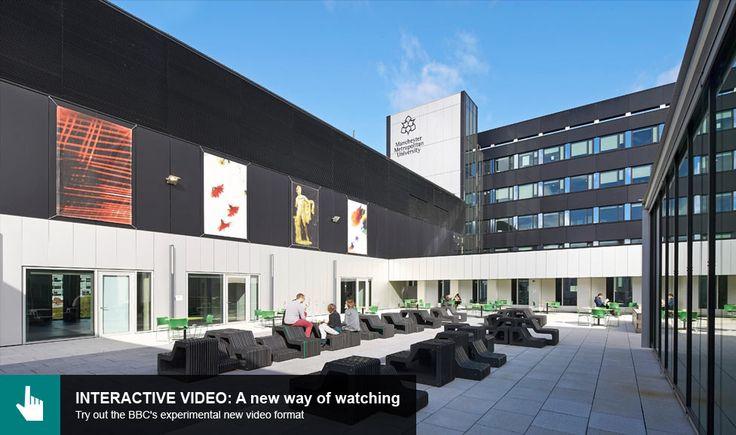 BBC News - Riba Stirling Prize 2014: Manchester School of Art