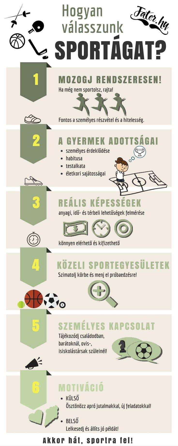 Hogyan válasszunk sportágat?