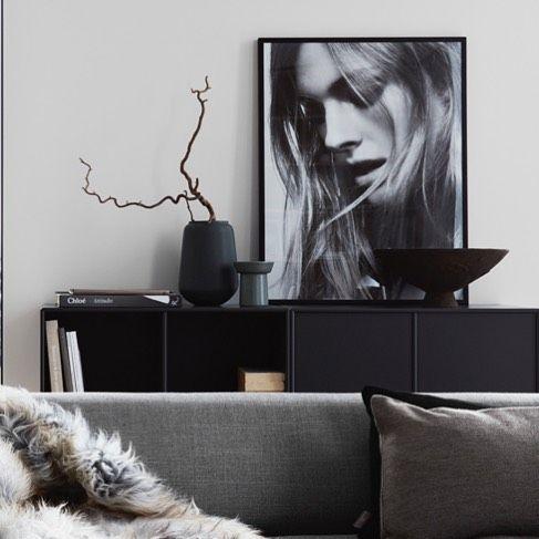 The Danish Home in Stockholm styled by @pellahedeby Photo credit: Ragnar Omarsson. #danishhome #montanafurniture #danishdesign #madeindenmark #homedecor #interiordesign #interiordecor