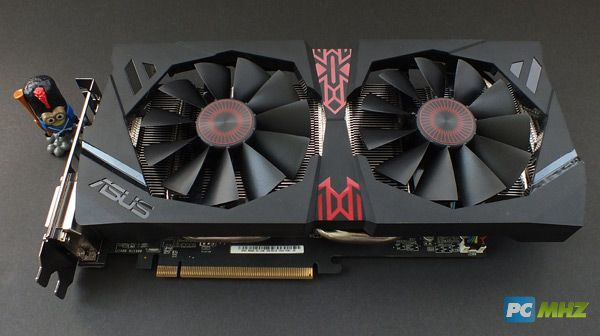 ASUS Radeon R9 380X Strix Review