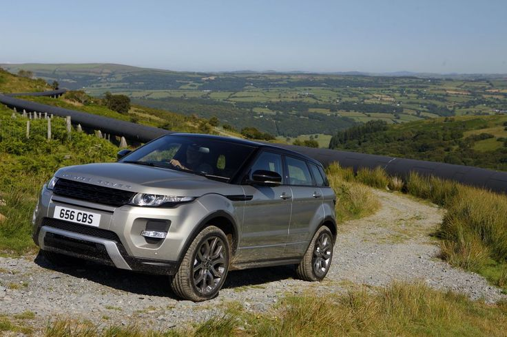 Wenn klein ganz schön groß ist - Der Range Rover Evoque mit dem neuen 9-Gang-Automatikgetriebe. Zum Auto-Test: http://www.nachrichten.at/anzeigen/motormarkt/auto_tests/Wenn-klein-ganz-schoen-gross-ist;art113,1397959 (Bild: Range Rover)