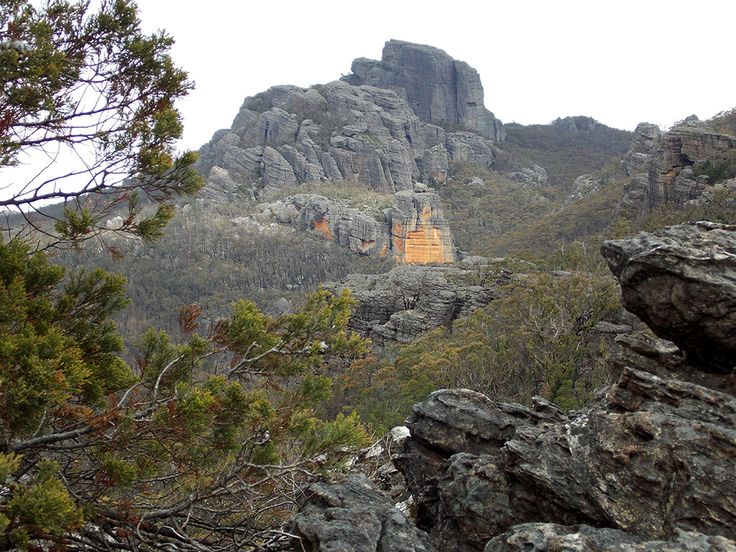 The Fortress, Garmpians National Park.