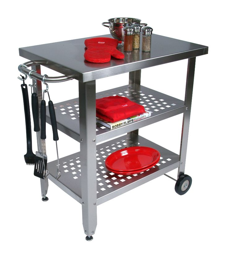 111 Best Kitchen Carts Images On Pinterest Kitchen Carts