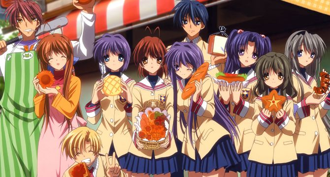 GoBoiano - Our Saviors at Sekai Project to Localize Clannad Visual Novel