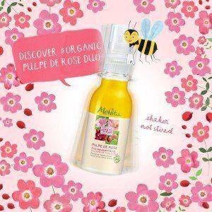 12 Jun 2015 Onward: Melvita Organic Pulpe de Rose FREE Sample Kit Giveaway