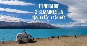 Voyage en Nouvelle-Zélande: Notre itinéraire sur 3 semaines | On met les voiles | Blog voyage