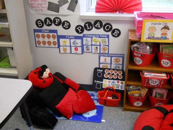 Classroom Punishment Ideas ~ Best ideas about safe place on pinterest autism