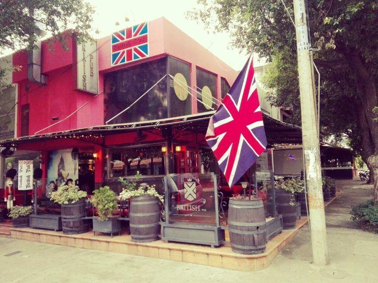 British pub – Cúcuta Turística