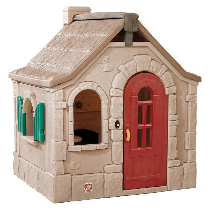 Naturally Playful Welcome Home Playhouse By Step2 Is One Of Most
