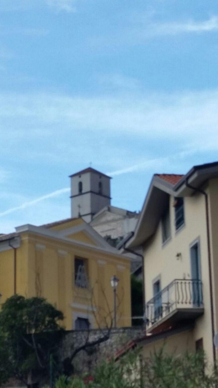 Scorcio dalla frazione San Rocco